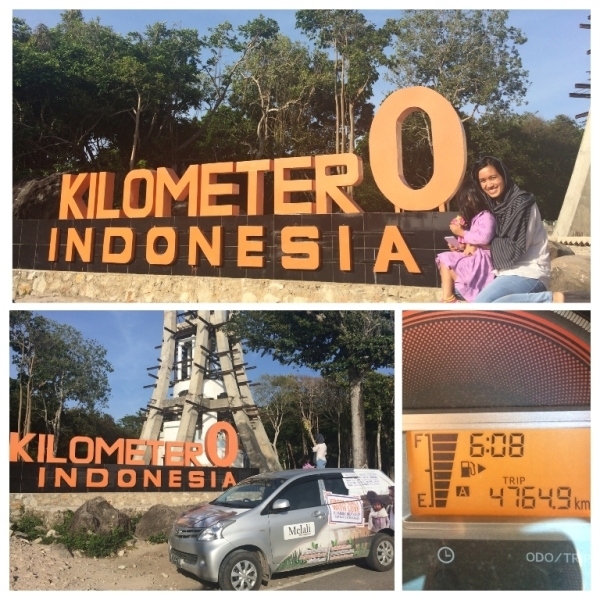 4764,9 Km Jarak yang harus kami tempuh dari Bali